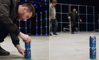 Videoja e re nga Messi do t'i lë tifozët në dilemë se a është e vërtetë apo e montuar