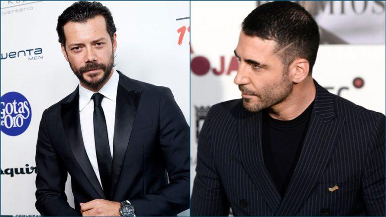Alvaro Morte dhe Miguel Angel Silvestre (Foto: Getty Images/Guliver)