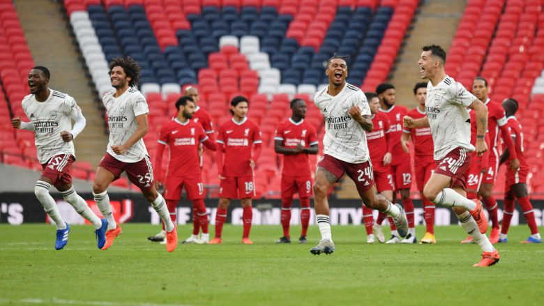 Arsenal - Liverpool (Foto: Justin Tallis/ pool via Getty Images/Guliver)