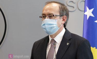 Hoti, Thaçit: Nesër nuk është ditë e rrezikshme për vendin, nuk do të diskutohet për AKS-në