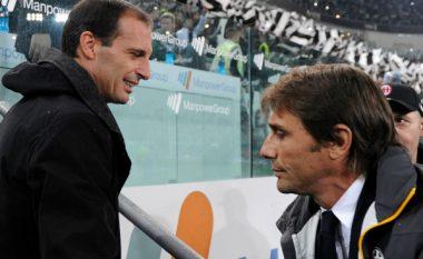 Allegri i gatshëm të zëvendësojë Conten te Interi