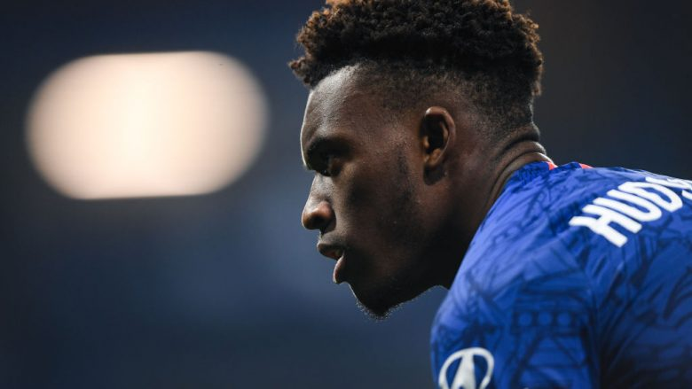 Callum Hudson-Odoi. (Photo by Mike Hewitt/Getty Images)