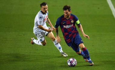 Barcelona 3-1 Napoli, notat e lojtarëve: Messi tjetër nivel, shkëlqejnë edhe mbrojtësit e katalunasve