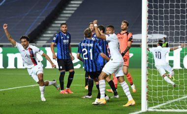 PSG fiton me rikthim ndeshjen e çmendur ndaj Atalantas dhe kualifikohet në gjysmëfinale të Ligës së Kampionëve