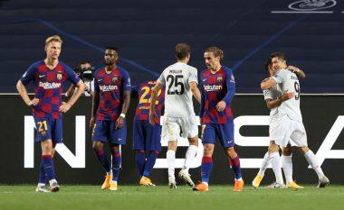 Barcelona 2-8 Bayern Munich, notat e lojtarëve: Muller me notë maksimale, dëshpëron Messi dhe mbrojtja skandaloze e Barçës