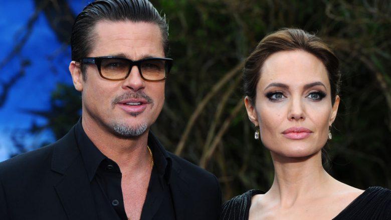 Brad Pitt dhe Angelina Jolie (Foto: Anthony Harvey/Getty Images/Guliver)