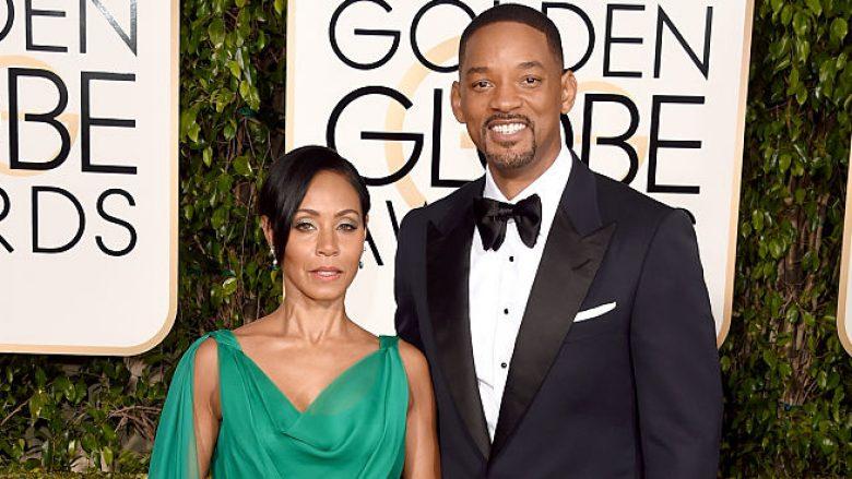 Will Smith dhe Jada Pinkett-Smith (Foto: Jason Merritt/Getty Images/Guliver)
