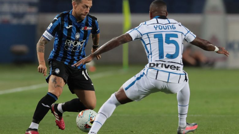 Atalanta-Inter (Foto: Emilio Andreoli/Getty Images/Guliver)
