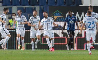 Interi mposht Atalantan dhe përfundonin sezonin në pozitën e dytë
