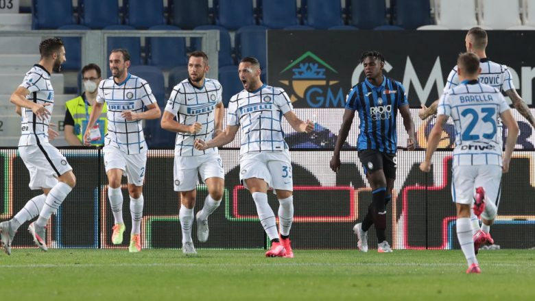 Inter (Foto: Emilio Andreoli/Getty Images/Guliver)