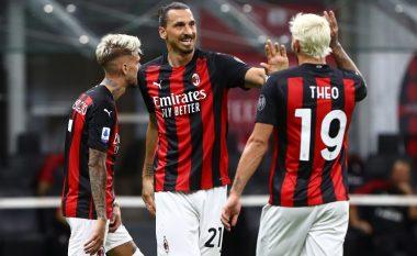Milani mposht me lehtësi Cagliarin dhe mbyll me fitore sezonin e Serie A