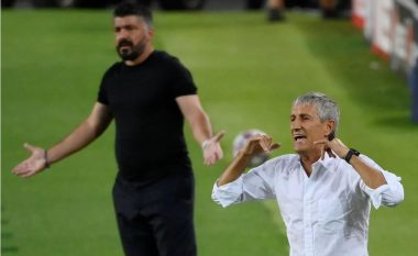 Setien: Fitore e merituar, ndeshje e vështirë ndaj Bayernit
