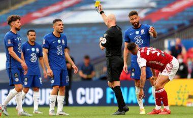 Arsenal 2-1 Chelsea, nota e Xhakës dhe të tjerëve në finalen e Kupës FA