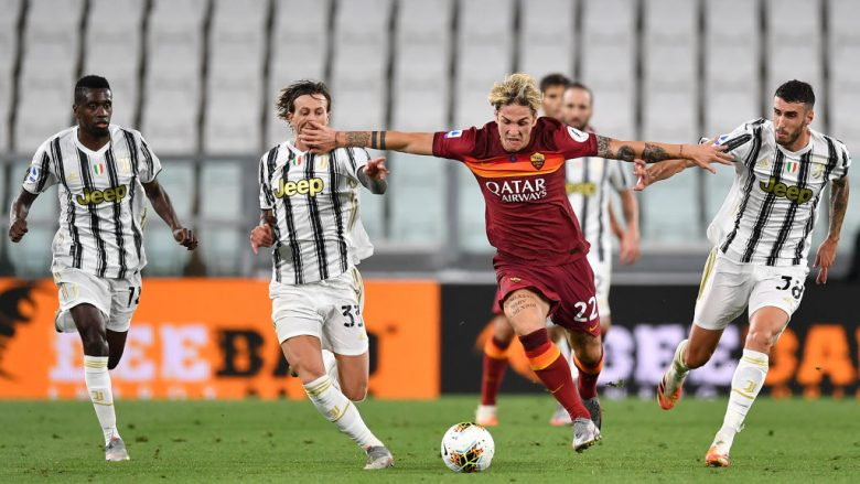 Juventus-Roma (Foto: Valerio Pennicino/Getty Images/Guliver)