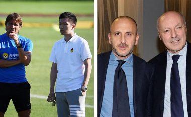 Caktohet data e takimit të 'nxehtë' të Contes me drejtuesit e Interit