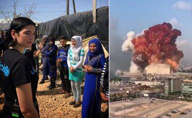 Një vit më parë vizitoi refugjatët në Bejrut, Dua Lipa reagon e tmerruar për tragjedinë në Liban: Çfarë po ndodh kështu?
