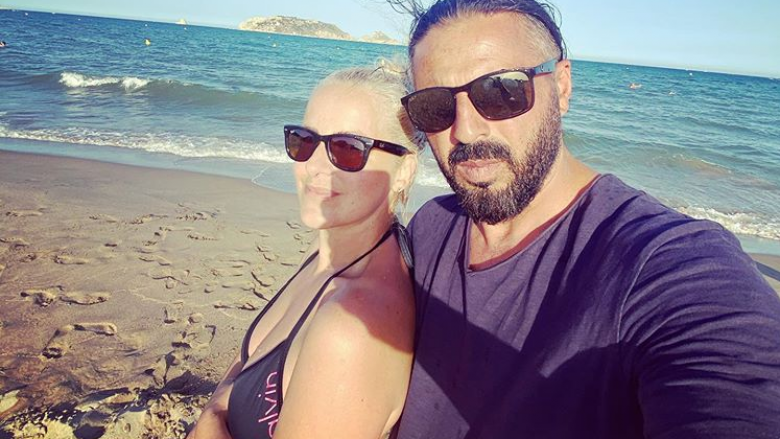 2po2 dhe gruaja e tij (Foto: Instagram)