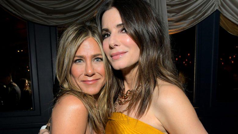 Jennifer Aniston dhe Sandra Bullock (Foto: Getty Images/Guliver)