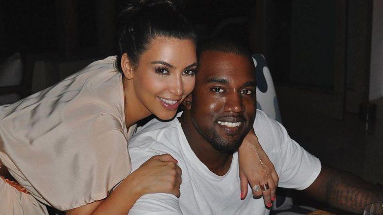 Kim Kardashian dhe Kanye West (Foto: Instagram/kimkardashian)