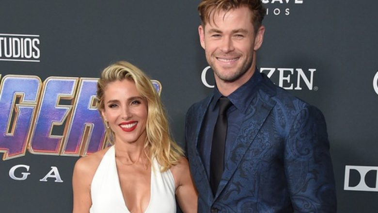 Elsa Pataky dhe Chris Hemsworth Foto: Getty Images/Guliver)