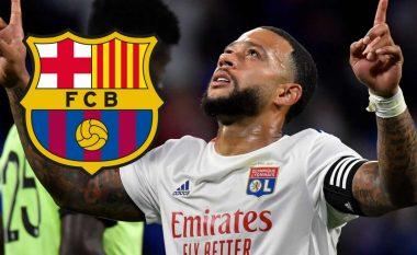Depay ka refuzuar disa skuadra, është në pritje të Barcelonës