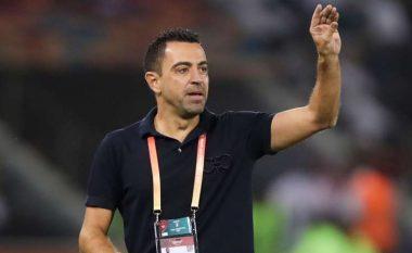 Xavi zgjedh trajnerin, mesfushorin dhe mbrojtësin më të mirë në botë aktualisht