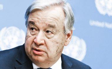 Antonio Guterres kërkon edhe 35 miliardë dollarë për programin kundër COVID-19