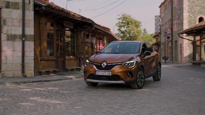 Qe përse Renault Captur është vetura më e dashur në Kosovë!