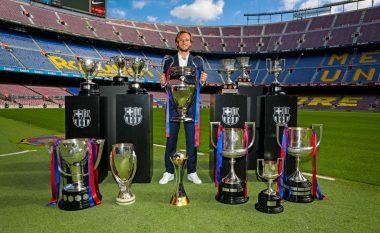 Ivan Rakitic largohet nga Barcelona me falënderime të shumta dhe me plot trofe