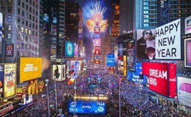 Për herë të parë në 114 vite, Viti i Ri nuk do të pritet në Times Square