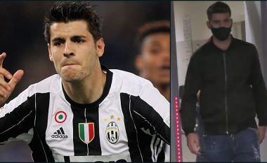 Morata ndodhet në Torino, në pritje të zyrtarizimit te Juventusi