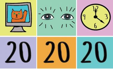 Si e parandalon metoda 20-20-20 lodhjen e syve?