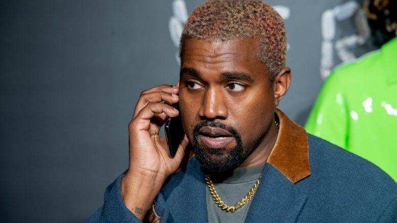 Kanye West (Foto: Roy Rochlin/Getty Images/Guliver)