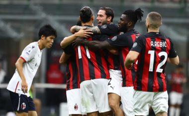 Milani e nis mbarë, Ibrahimovic me dy gola i siguron tri pikët e para në sezonin e ri