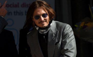 """Johnny Depp humb betejën gjyqësore kundër """"The Sun"""" – Gazeta e kishte konsideruar aktorin 'dhunues'"""