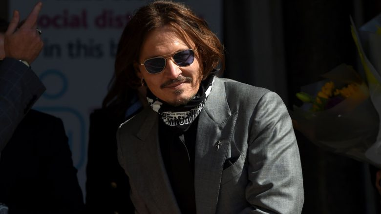 Johnny Depp (Foto: Stuart C. Wilson/Getty Images/Guliver)