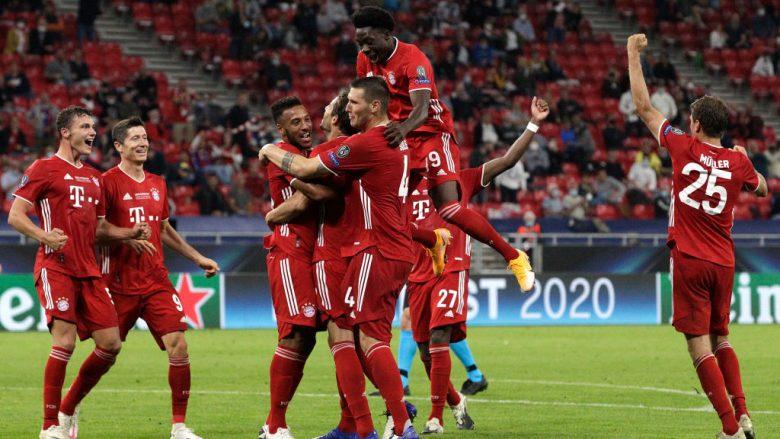 Bayerni fiton Superkupën e Evropës, e mposhtë Sevillën pas 120 minutave lojë