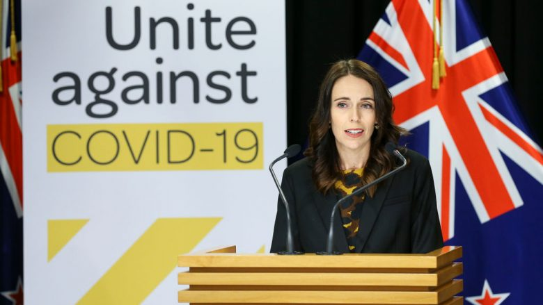 Kryeministrja e Zelandës së Re, Jacinda Ardern | Foto: Hagen Hopkins/Getty Images/Guliver