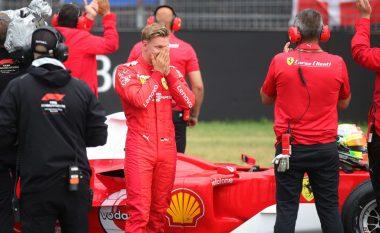 Djali i Schumacher 'debuton' në Formula 1, në një stërvitje të lirë në Itali