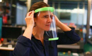 Maskat plastike pothuajse janë joefektive në parandalimin e përhapjes së COVID-19