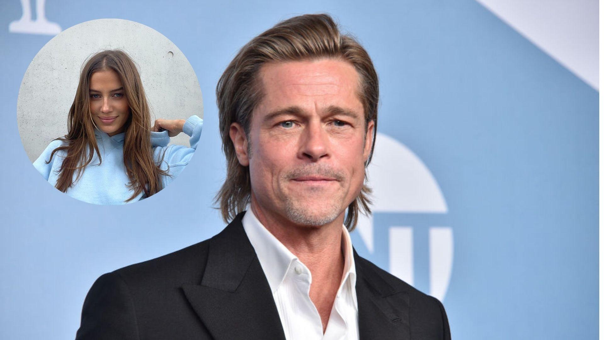 Vererat E Brad Pitt Shiten Te Restoranti I Bashkeshortit Te Nicole Poturalski E Dashura E Re E Aktorit Telegrafi