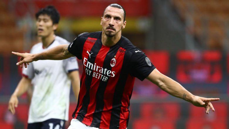 Zlatan Ibrahimovic (Foto: Marco Luzzani/Getty Images/Guliver)