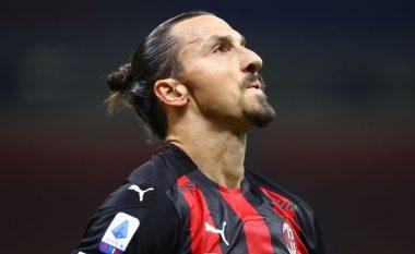Ibrahimovic shënoi dy gola, por akoma i pakënaqur: Po të isha 20 vjeç, do të shënoja edhe dy të tjerë