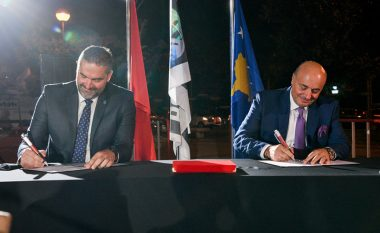 Arrihet marrëveshja historike, Kosova dhe Shqipëria me Ligë UNIKE