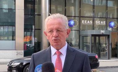Hyseni: Pavarësisht përpjekjeve të delegacionit serb, Asociacioni nuk u diskutua në Bruksel