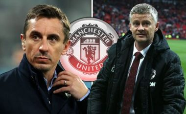 Neville këmbëngul që Manchester Unitedi ende ka nevojë për pesë transferime për të sfiduar titullin në Ligën Premier