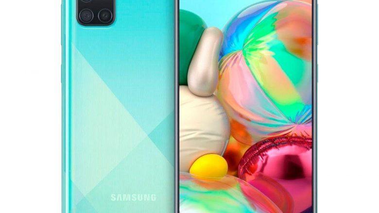 Samsung Galaxy A72 vjen me 5 kamera