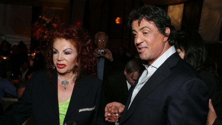 Vdes nëna e Sylvester Stallone