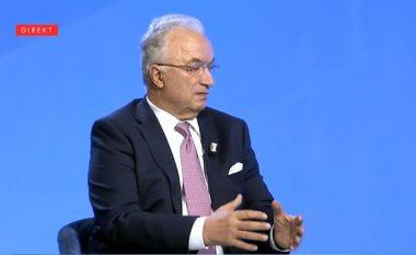 Haliti kritik për takimin në SHBA: Marrëveshje nuk bëhet me delegacion të madh