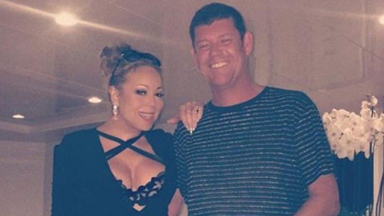 Mariah Carey dhe James Packer (Foto: DailyMail)